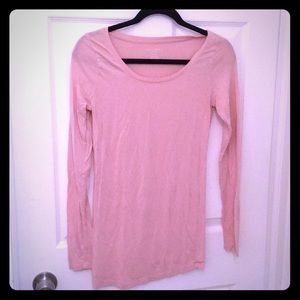 Pea In the Pod Blush Pink Top